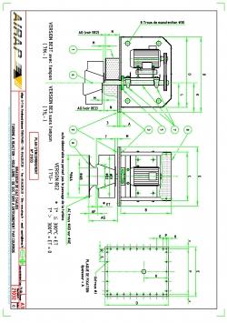 heissgas umwalz ventilatoren typ be turr riemenantrieb. Black Bedroom Furniture Sets. Home Design Ideas