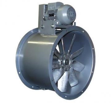 Axial Fan Type Hd Amp Hd Ht Industrial Fans Airap