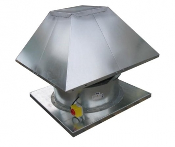 Industrial ventilation - Industrial fans applications - AIRAP