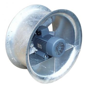 Industrial ventilation - Industrial fans applications - AIRAP